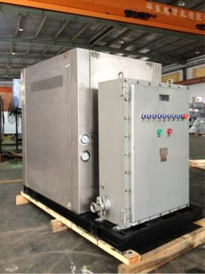 Low temperature explosion-proof chiller